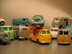 My VW toys