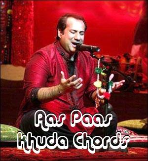 Guitar aye khuda guitar tabs : Guitar Chords & Tabs for Hindi Songs: Guitar Chords of Aas Paas ...