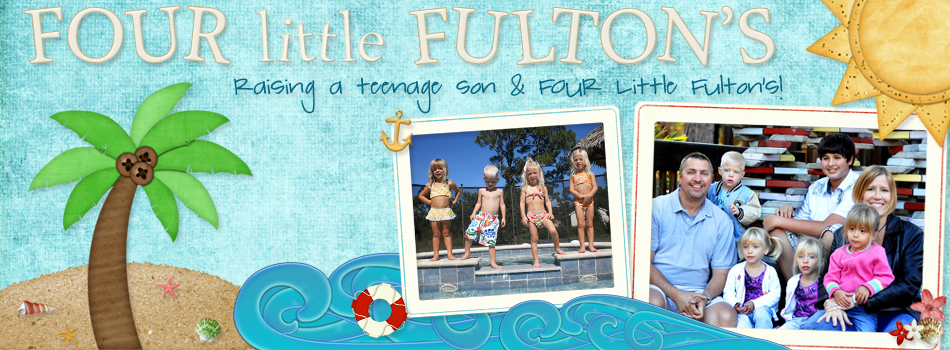 FOUR little FULTONS