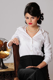 Satin White Blouse