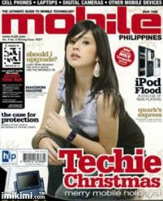 Tech Mag Features Maxene