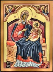 Our Lady, Seat of Wisdom