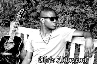 Chris Akinyemi Press Picture Hidden Gem: Chris Akinyemi