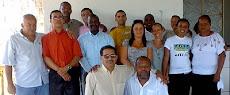 União das igrejas Manguariba