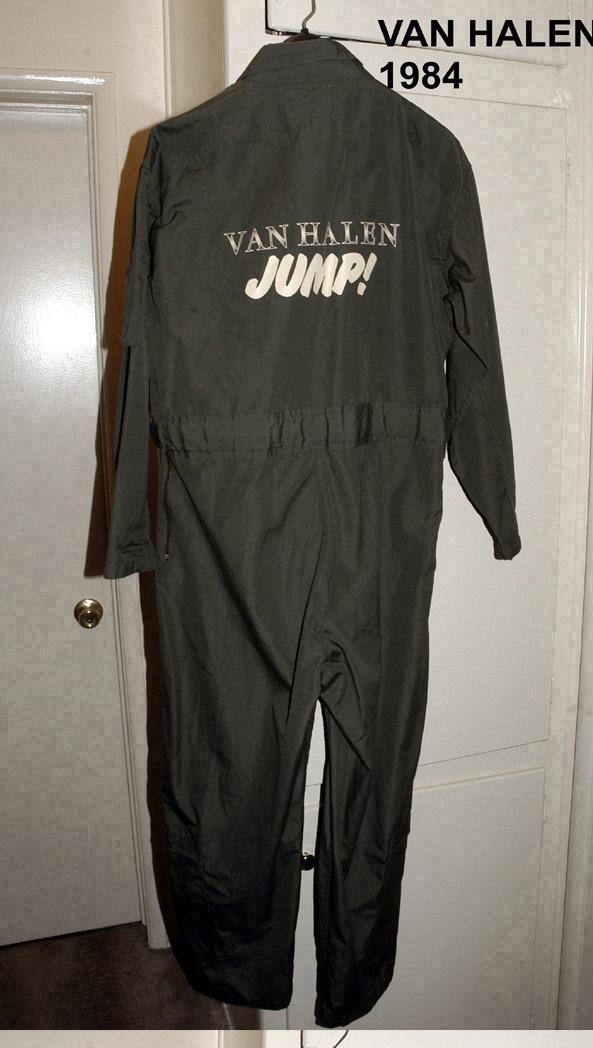 Blue nasa jumpsuit costume