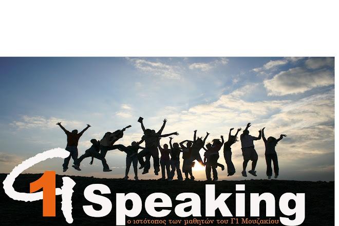 G1 Speaking