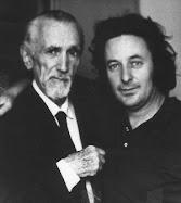 Pichón Riviere y Alfredo Moffat