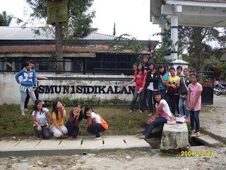 Alumni SMA Negeri 1 Sidikalang