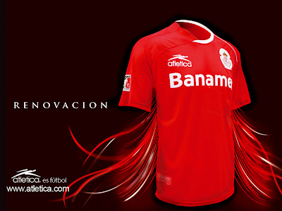 Wallpaper De La Playera Del Toluca