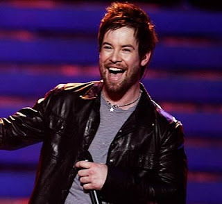 david cook, tour schedule, spring tour schedule