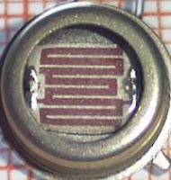 Light Dependent Resistor ( LDR )