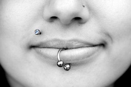 hood piercing healing. Lip Piercing: There are many