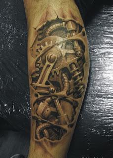 3D Tattoos Machine