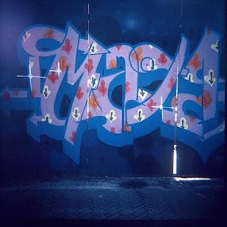 Graffiti Alphabet Amsterdam