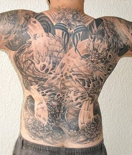 Dragon Yakuza Tattoo Pictures