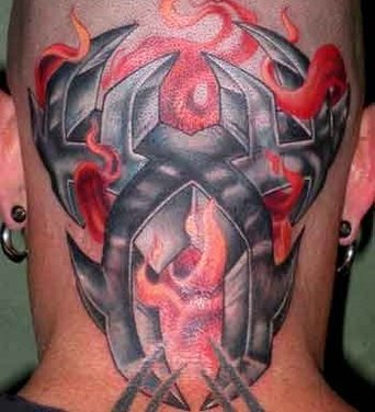 If you want to get a tribal flame tattoo. Just think about how cool those