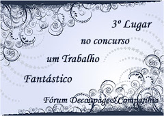 Prêmio forum Decoupage e companhia