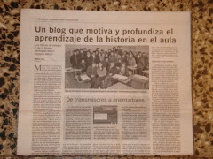 Publicación en Diario La Capital.
