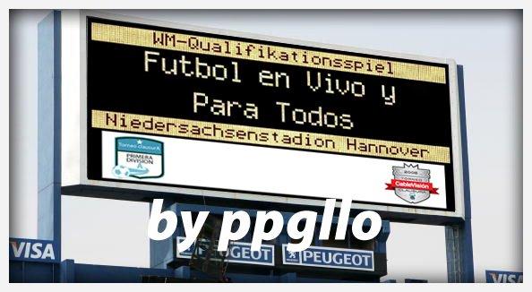Futbol en vivo y para todos