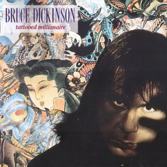 Download  musicasBAIXAR CD Bruce Dickinson – Tattooed Millionaire