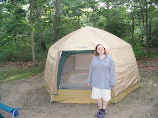 New Tent! The Eureka Equinox 6 & Camp u0026 Trail in the Northeast: New Tent! The Eureka Equinox 6
