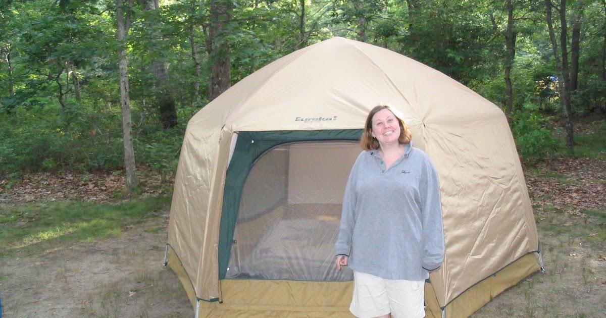 sc 1 st  C& u0026 Trail in the Northeast & Camp u0026 Trail in the Northeast: New Tent! The Eureka Equinox 6