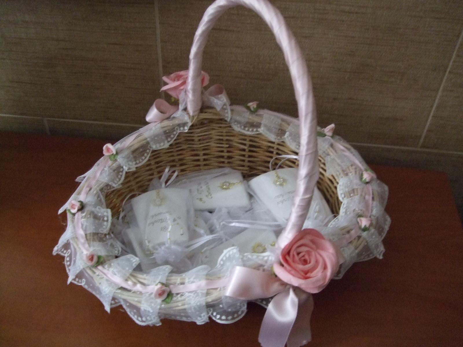 A lojinha das artes decorativas cesta para brindes - Cestas decorativas ...