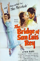 Bridge of San Luis Rey poster