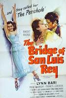 Bridge of San Luis Rey poster