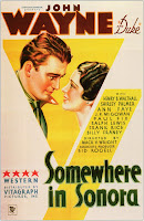 Somewhere in Sonora poster