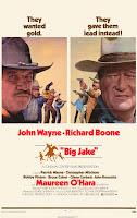 Big Jake poster