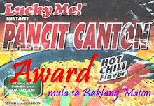 Canton Award from Baklang Maton