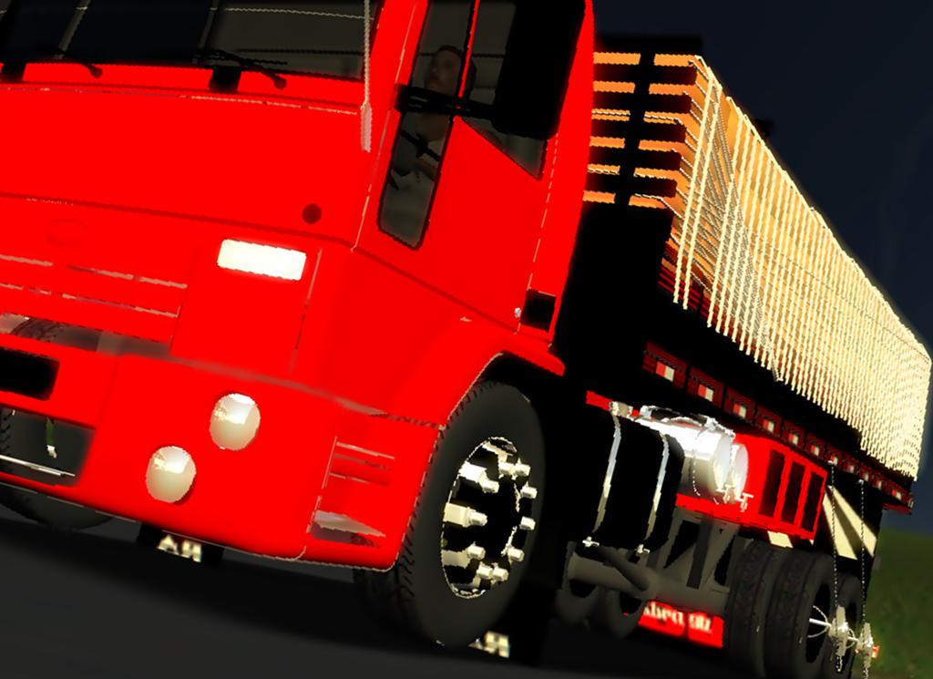 Aventuras de um caminhoneiro - 2 part 1