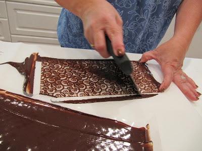 The Chocolate Lady Beautiful Chocolate Creations