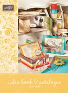 Stampin' Up! 2009-2010 Idea Book and Catalogue