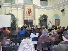 Presentación en Ayuntamiento de Guadix