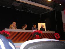 mesa de presentación de Motril