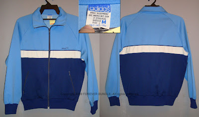 Item:: Adidas Original Retro Training Jacket (West Germany)