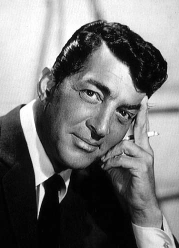 classic hairstyle. Dean Martin hairstyle
