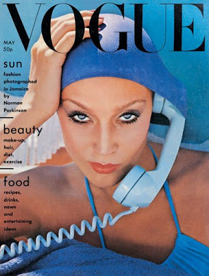 Vogue Magazine in the 1970s