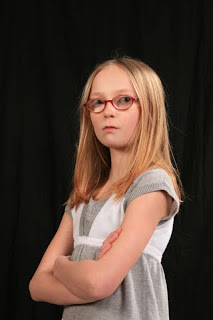 Photo: Angry girl dreamstime_8357956 from Dreamstime.com