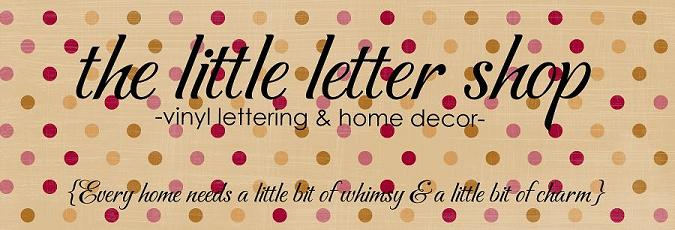 the little letter shop