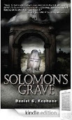 Solomon&#39;s Grave, nominated for the 2009 Bram Stoker Award for Best First Novel!