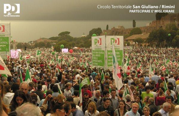 Circolo PD San Giuliano / Rimini