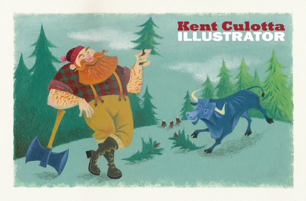 Kent Culotta Illustrator