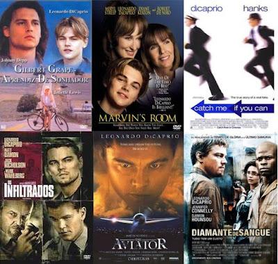 Filmes de Leonardo DiCaprio