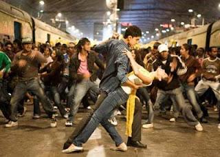 Dança final