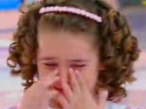 Maisa chora no SBT