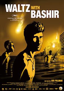poster Valsa com Bashir