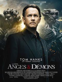 anjos e demonios poster